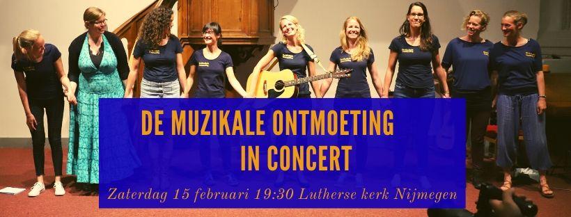 Facebook omslag Nijmegen concert - Facebook evenement