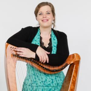 Anouk Platenkamp - celtic harp
